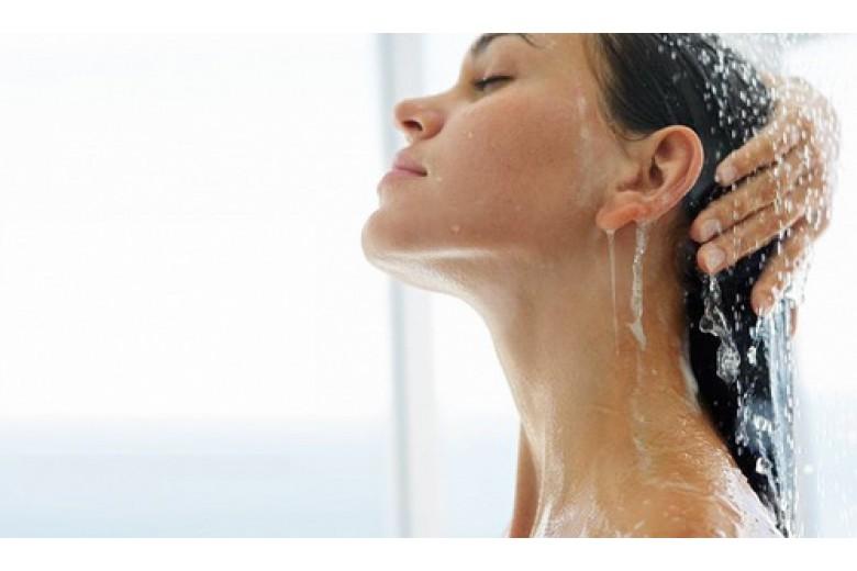 Как правильно мыть кожу голову и волосы.