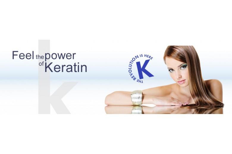 Ритуал кератинового лифтинг-ухода  Salerm Cosmetics Keratin Shot