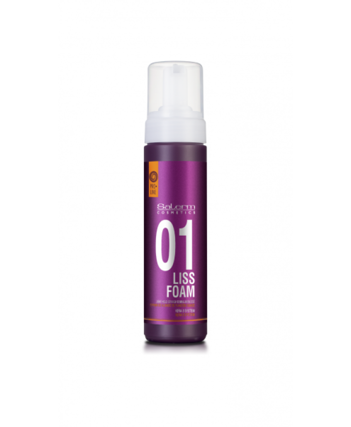 Liss Foam Выпрямляющая пена для укладки волос