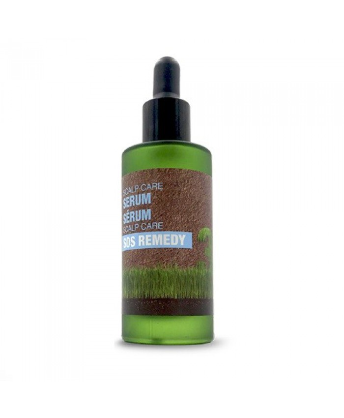 Сыворотка для чувствительной кожи головы Salerm Biokera Serum SOS Remedy, 45 мл
