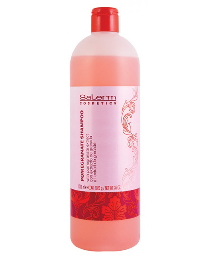 Pomegranate shampoo, Шампунь с экстрактом граната, 1000 мл