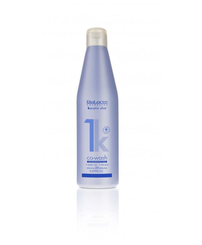 Keratin Shot Co-Wash Лифтинг волос всего в 1 шаг, 500 мл
