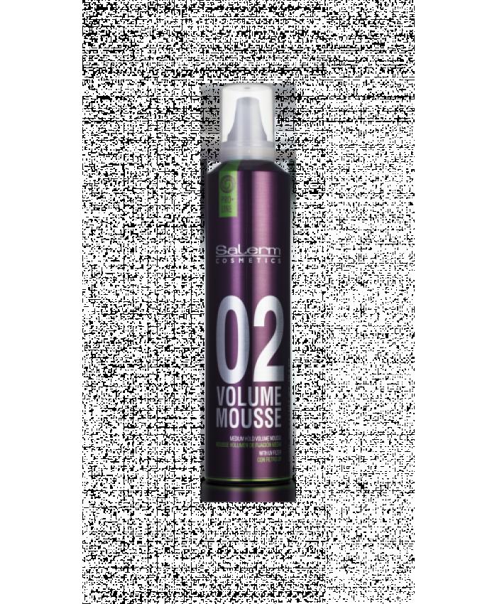 Volume Mousse Мусс-объем для укладки волос, 300 мл