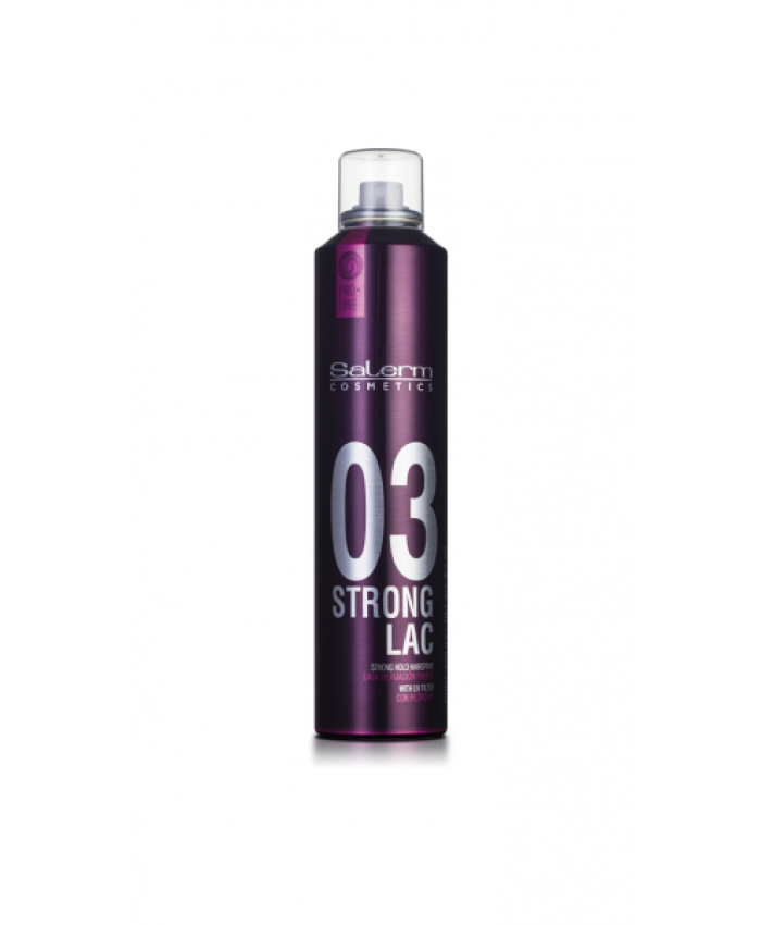 Strong lac Лак для волос сильной фиксации, 300 мл