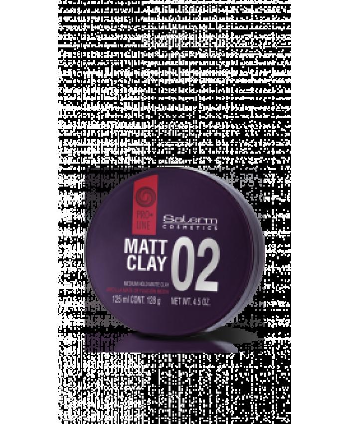 Matt Clay Матовая помада для укладки волос, 125 мл
