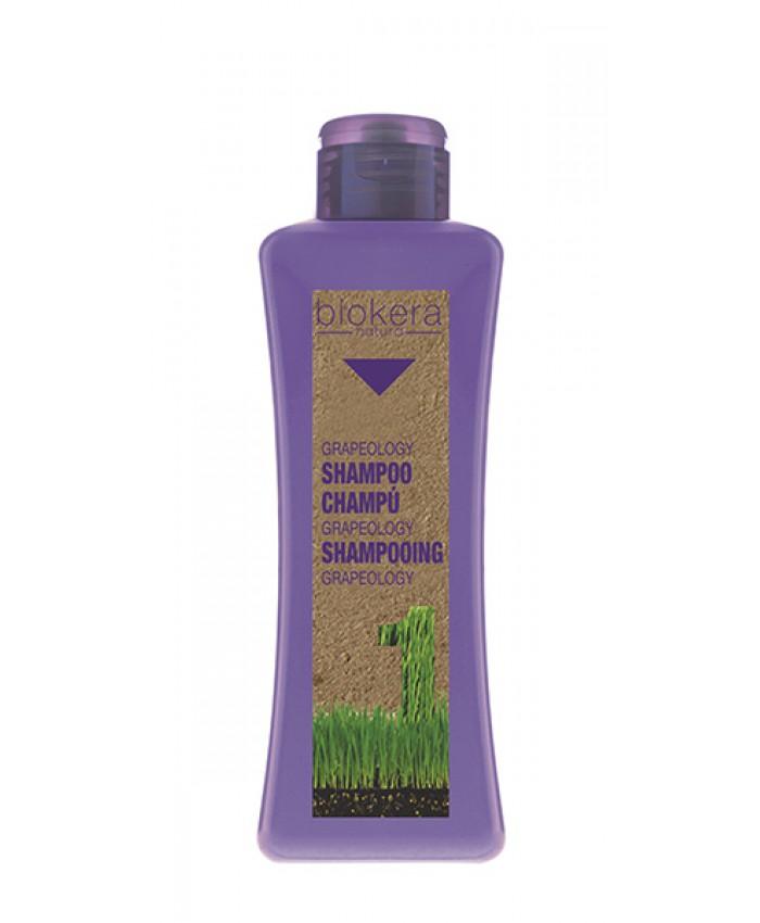 Grapeology champu Шампунь с маслом виноградной косточки, 300 мл